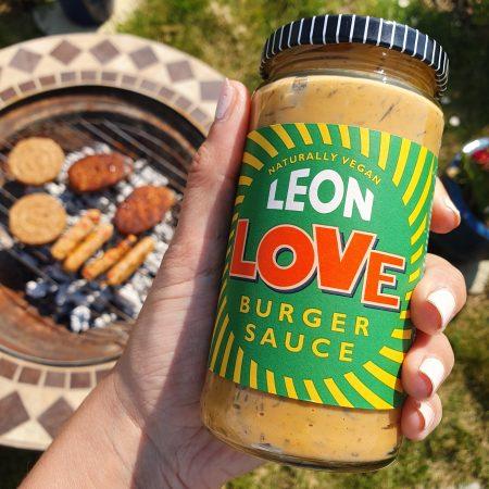 Leon Naturally Vegan Love Burger Sauce