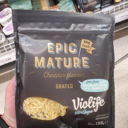 Violife Epic Mature Grated 150g