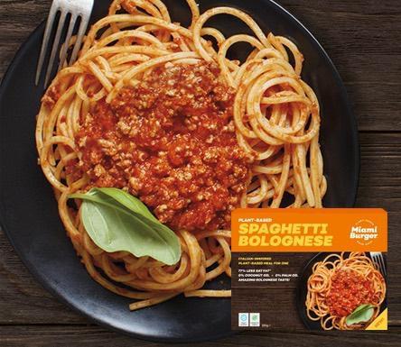 Miami Burger Spaghetti Bolognese