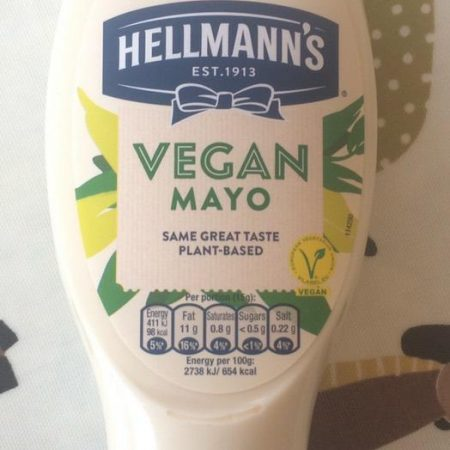 Hellmann's Vegan Mayo (Squeezy Bottle)