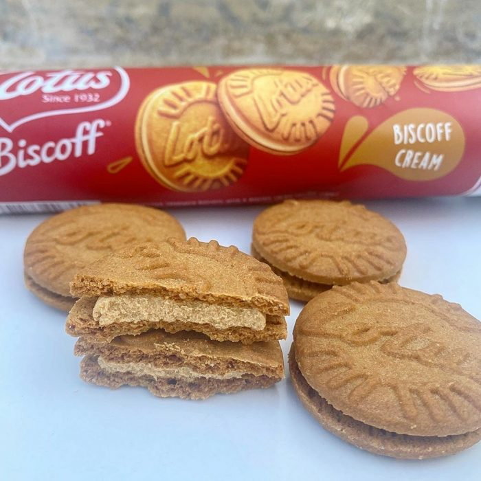 Lotus Biscoff Sandwich Original Cream 150g