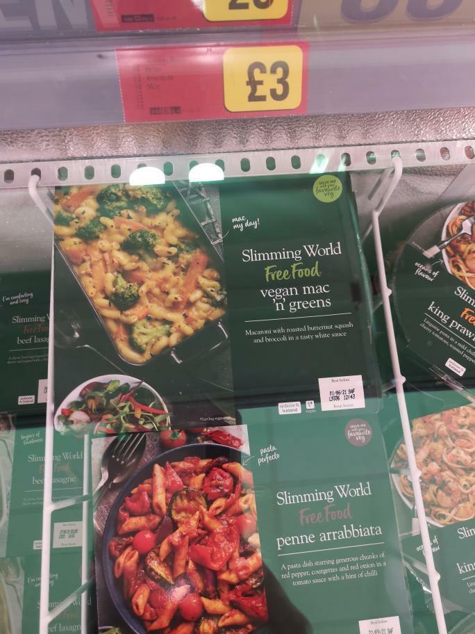 Slimming World Vegan Mac n' Greens