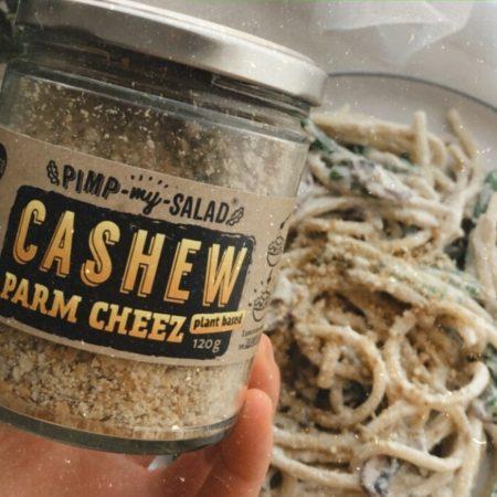 Cashew Parm Cheez