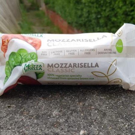 MozzaRisella – Vegan Mozzarella – Classic 200g