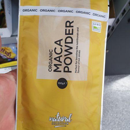 Natural Selection Organic Maca Powder 100g
