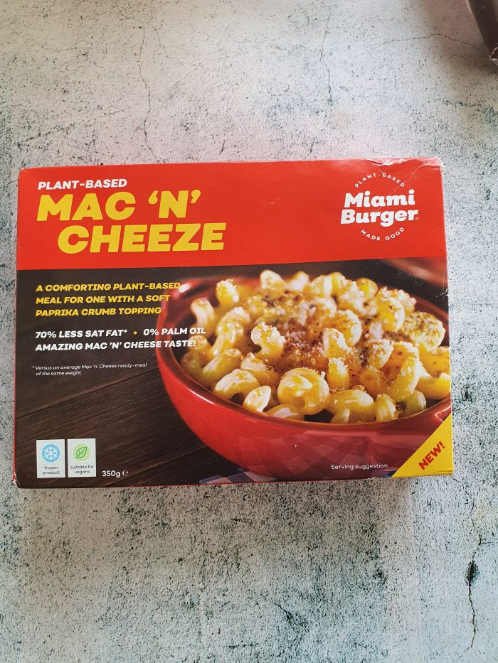 Miami Burger Mac 'N' Cheeze 350g