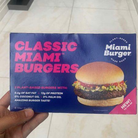 Classic Miami Burgers 220g