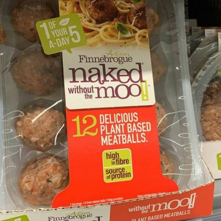 Naked Meatballs Without the Moo 276g