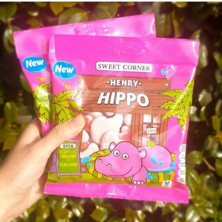 Sweet Corner Henry Hippo