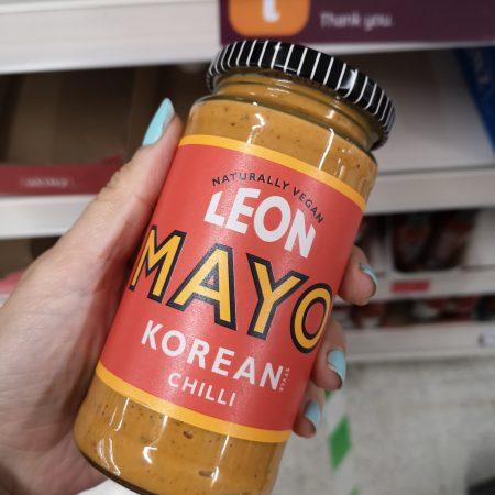 LEON The Korean Chilli Mayo 245g