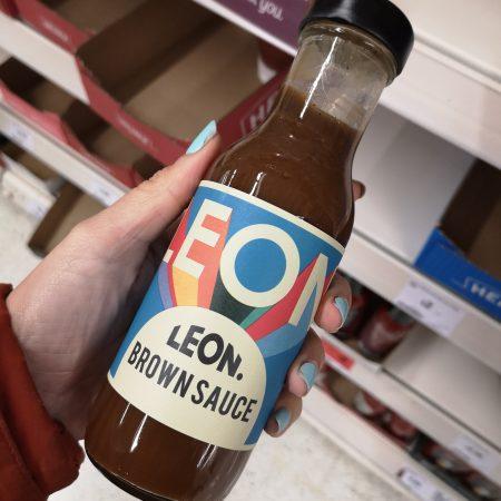 LEON Brown Sauce 295g