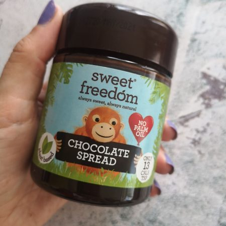 Sweet Freedom Chocolate Spread 220g