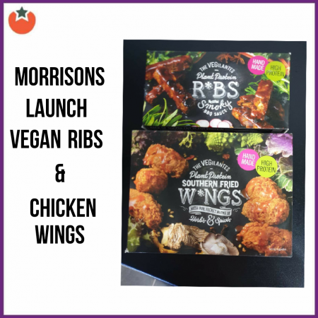 New Extensive Meat Alternative Range Launches at Morrisons