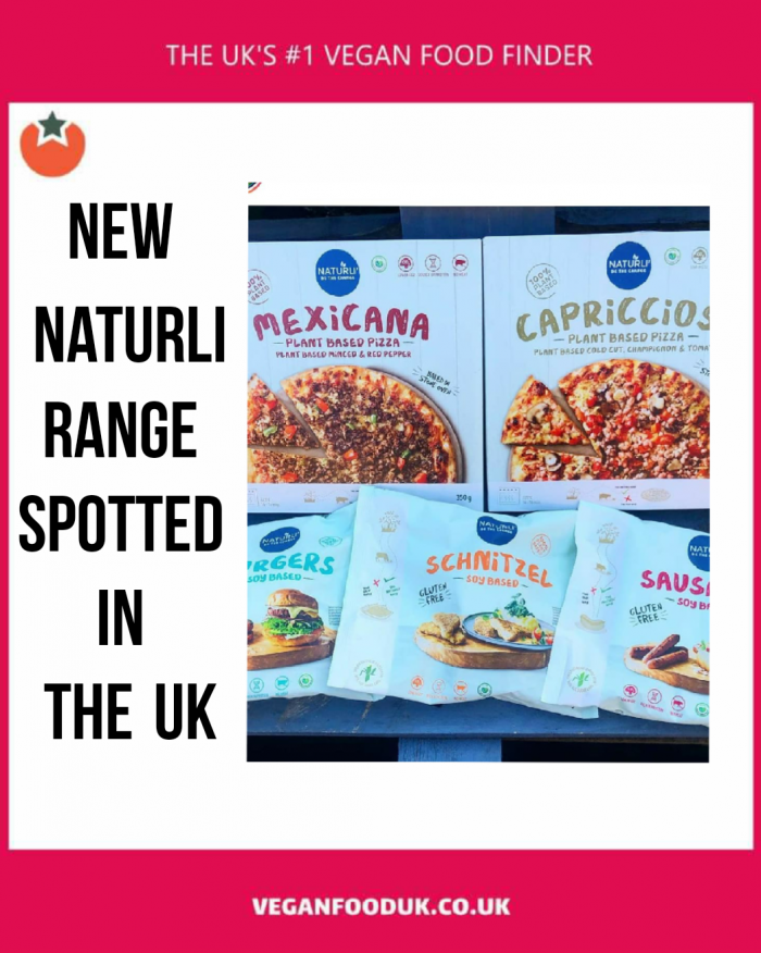 Naturli Have Just Launched Loads More Vegan Products In The UK