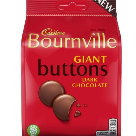 Cadbury Bournville Buttons 110g