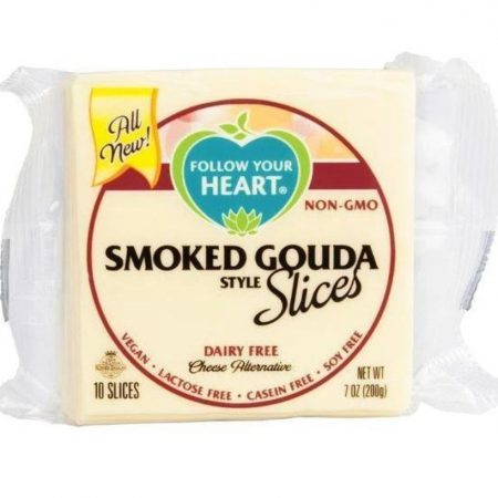 Follow Your Heart Smoked Gouda Style Slices 200g