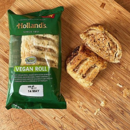 Holland's Vegan Roll 132g