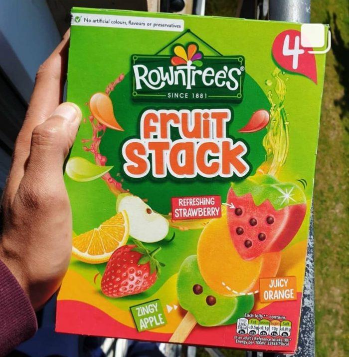Rowntree Fruit Stack