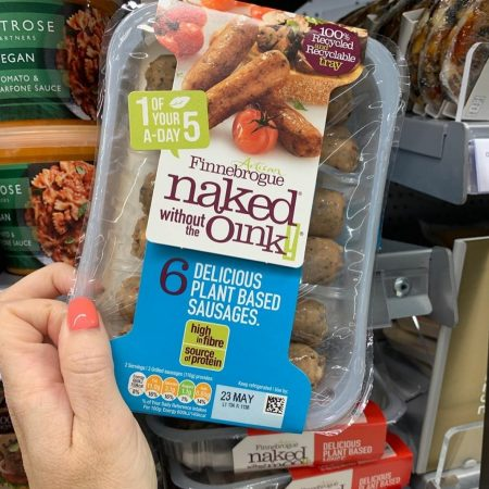 Naked Sausages Without the Oink 270g