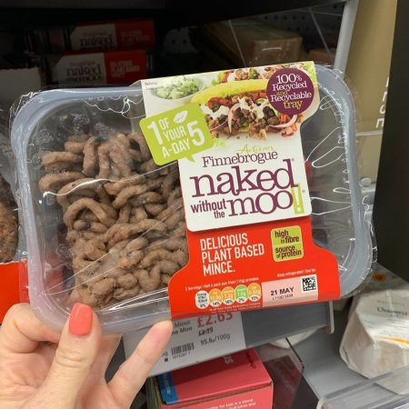 Naked Mince Without The Moo 275g