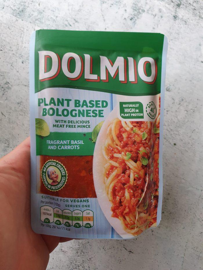 Dolmio Plant Based Bolognese 150g