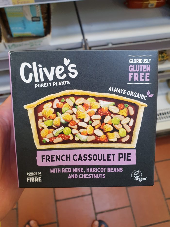 Clive's French Cassoulet Pie 260g