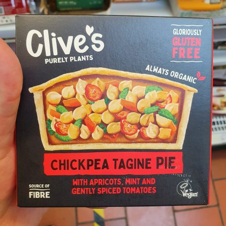 Clive's Chickpea Tagine Pie 235g