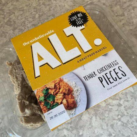 Alt. Tender Chickenless Pieces