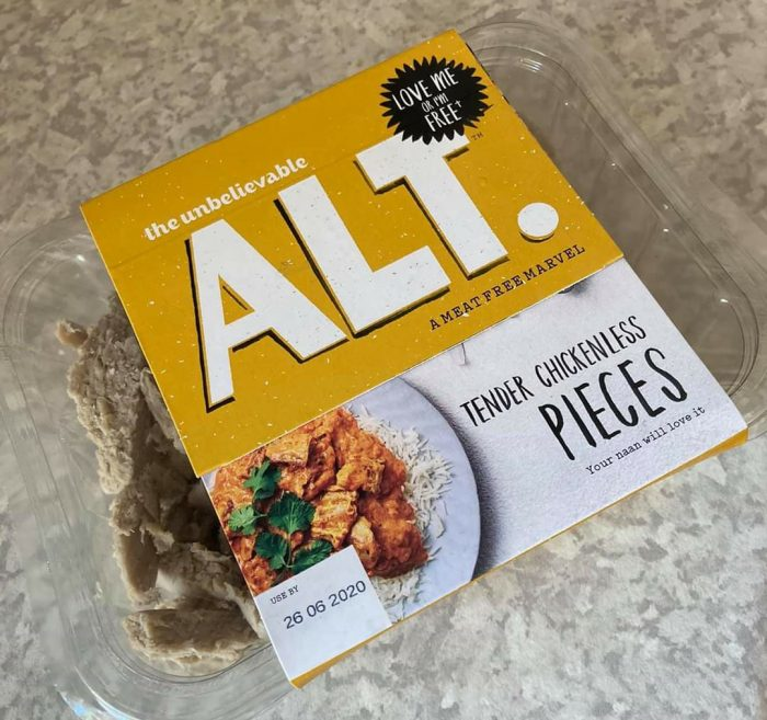 Alt. Tender Chickenless Pieces