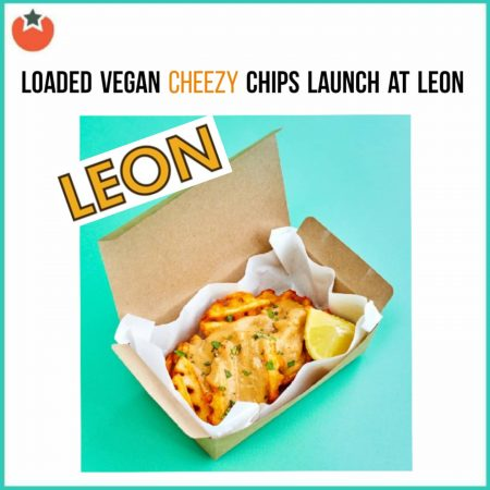 New Vegan Dishes Launch Onto the Leon Menu