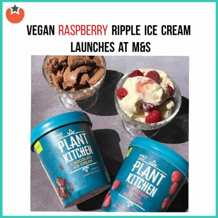 New Vegan Flavours Added To The Marks and Spencer Ice Cream Selection