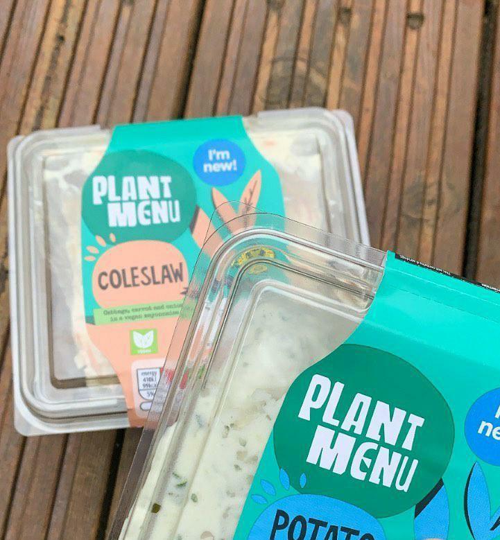 Plant Menu Coleslaw