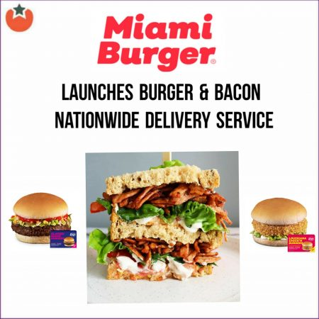 Miami Burger Launches Bulk Buy Delivery Service in the UK
