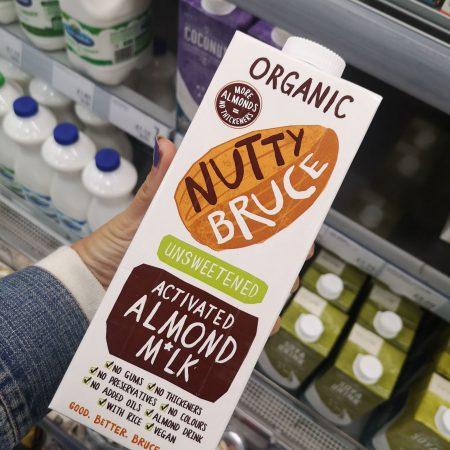 Nutty Bruce Activated Almond Drink