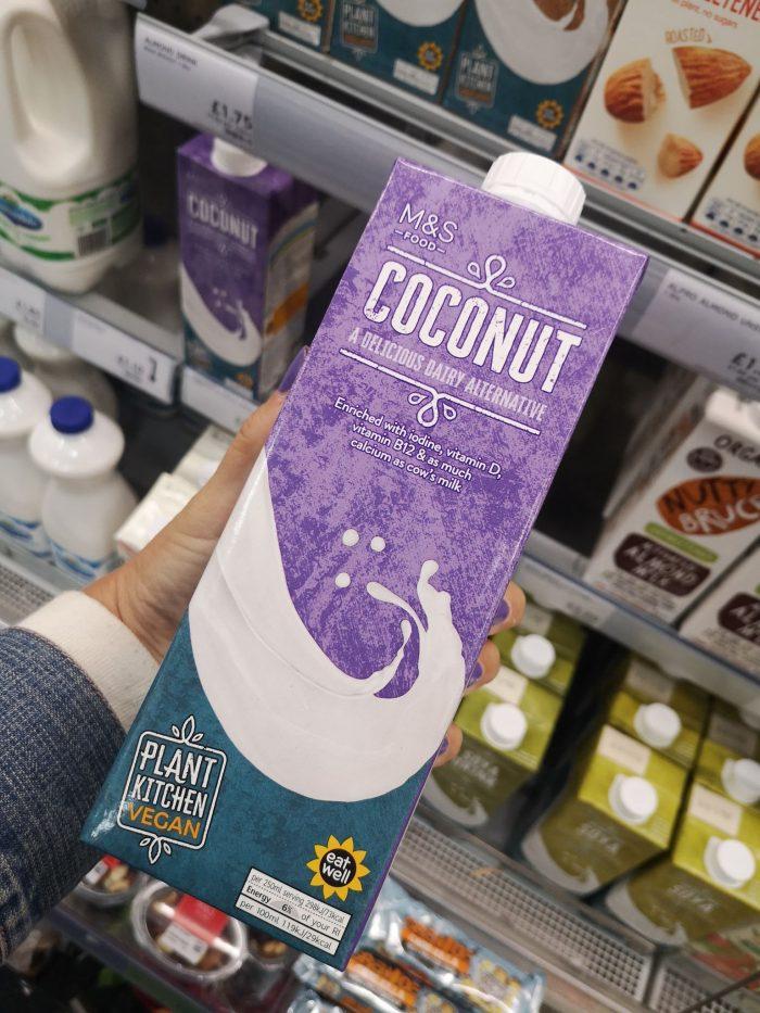 M&S Plant Kitchen Coconut Milk
