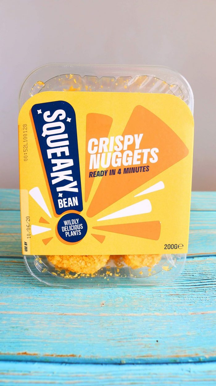 Squeaky Bean Nuggets 200g