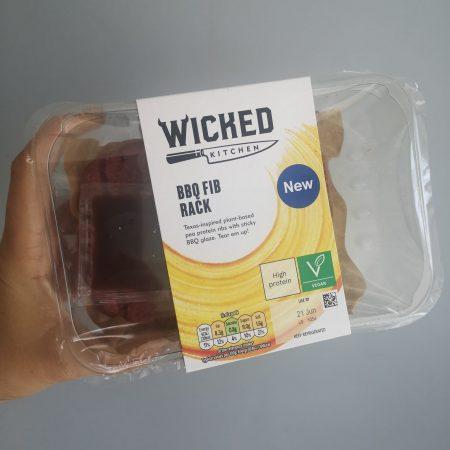 Wicked Kitchen Bbq Fib Rack