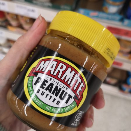Marmite Peanut Butter 225g