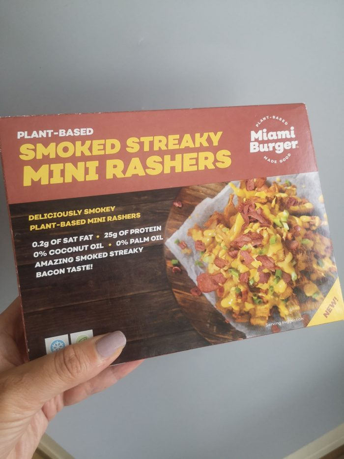 Miami Burger Smoked Streaky Mini Rashers