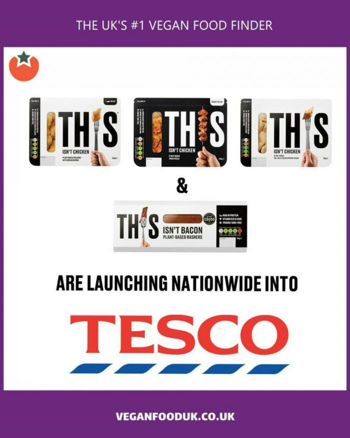 This Have Launched Into Tesco