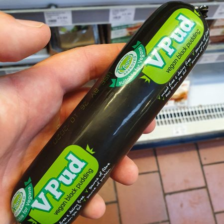 VPud Vegan Black Pudding 200g