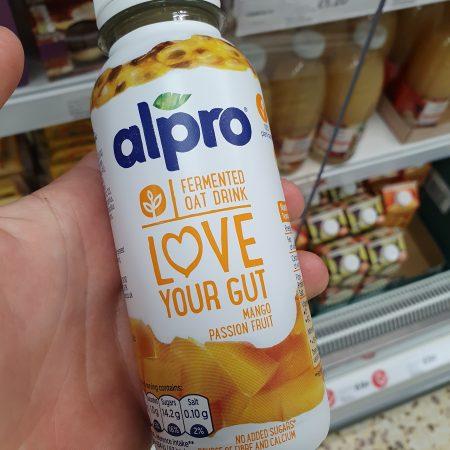 Alpro Oat Drink Love Your Gut Mango 240ml