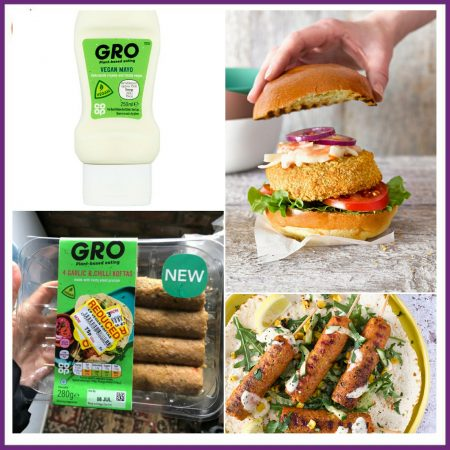 Co-op Expands Their Vegan Gro Range