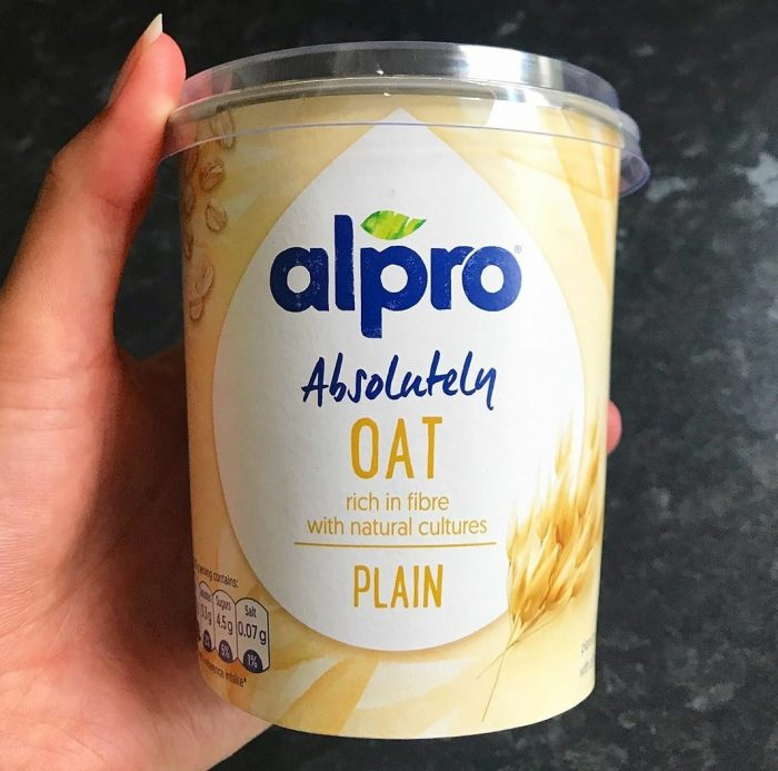Alpro Absolutely Oat Plain 350g