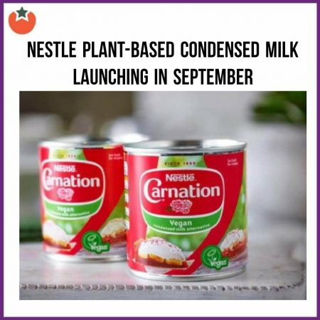 Nestle To Launch Plant Based Condensed Milk