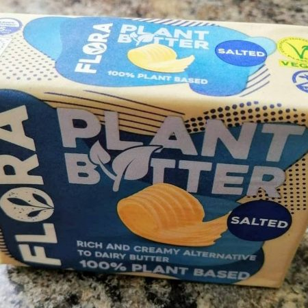 Flora Plant Butter Alternative Salted 250g
