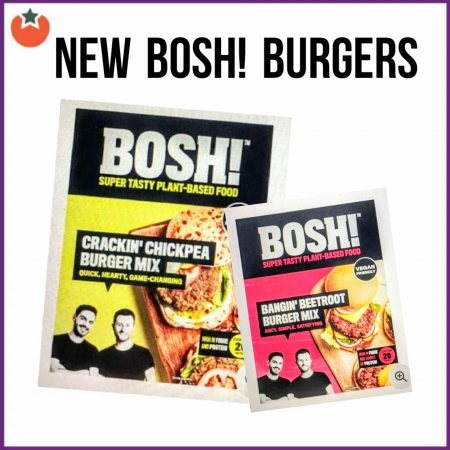 Bosh! Launch a Burger Mix Range at UK Retailers