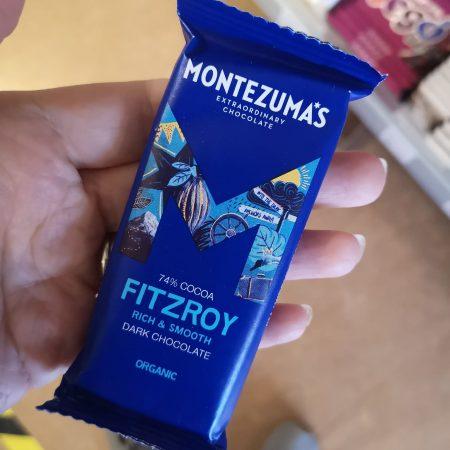 FITZROY – ORGANIC DARK CHOCOLATE MINI BAR