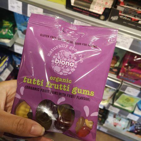 Biona Organic Tutti Frutti Gums