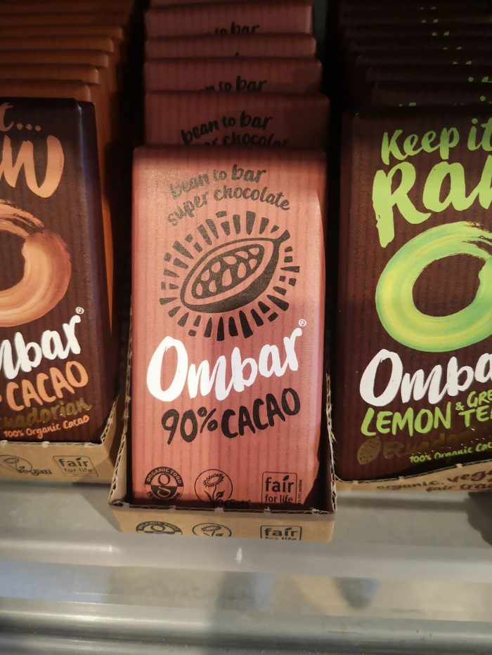 OMBAR 90% Cacao (35g)